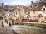 A stunning village