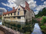 15 minutes distant is Ightham Mote one of the most popular National Trust properties