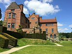 Just a fifteen minute drive away is Chartwell - the family home of Winston Churchill