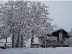 Terminillo la Baita inverno