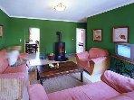 LLAG Luxury Vacation Apartment in Ediger - comfortable, quiet, woodburning