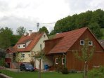 Vacation Home in Zeitlofs - 1076 sqft, idyllic, renovated, modern (# 3293)