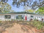Escape to this cozy 3-bedroom, 2-bathroom vacation rental house for the ultimate Sarasota getaway!