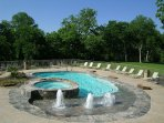 Waterwheel K-302-Riverside Pool and Hot Tub