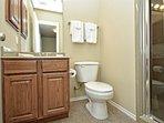 Waterwheel K-302-Guest Bathroom