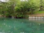 Camp Warnecke - C106-Private Access into the Comal River