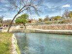 Comal River 317-Private Access into the Comal River