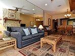 Camp Warnecke - C106-Living Room