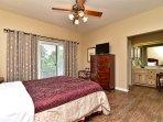 Camp Warnecke - C106-Master Bedroom