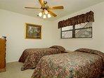 Comal River 317-Guest Bedroom