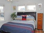 1st Floor 2nd Master Bedroom - King Bed