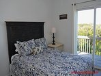 2nd Floor Back Bedroom - Queen Bed