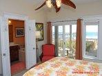1st Floor Oceanfront Master Bedroom II