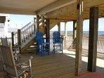 Covered Porch & Adjacent Covered Deck