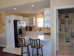 Kitchen & Full Bathroom