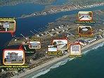 Cape Island Aerial Photo