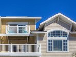 Double Balconies and Windows offering Plenty of Fresh Air & LIght in this Home