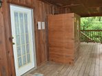Infrared Sauna for Two!
