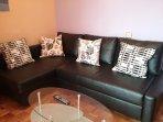 Salón-sofá cama