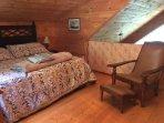 Loft bedroom-another view
