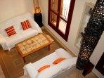 Sala de estar sofas