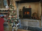 Merry Christmas from Oatcake Cottage!