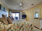 King Master Bedroom with Oceanfront Views