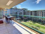 Highly sought after interior location--6th floor above the palm trees!