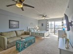 Elevate your Maryland experience with this bright Ocean City vacation rental studio.