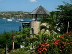 The Sugar Mill Tower, L'Anse Aux Epines, Grenada, West Indies