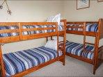 4th Bedroom - 2 Bunks