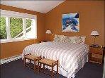 Camera da letto principale - Re con TV a schermo piatto