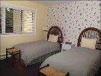 Seconda camera da letto con 2 gemelli
