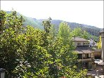 Master Balcony Vista sulle montagne