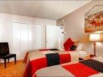 Second Bedroom - Bedding Varies