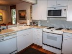 Updated Kitchen with Ample Space