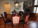 Formal Dining Area with Seating for Seven