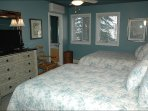 Second Bedroom Offers Two Queen Beds and a TV