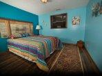 Bedroom 3 of 4 with queen bed