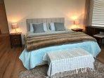 Bedroom 1 : Super King Size Bed