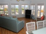 Great Room with Oceanviews