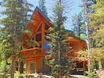 Luxury Cabin with Wifi, Cell Service, Cable TV and Smart Home Technology!  Your luxury cabin awaits!