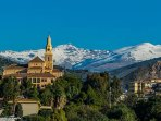 Nearby town Motril, 5 minutes by car 3kms