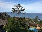 Balcony views of Big Sur Coast!