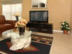 Relax and enjoy in Family room