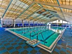 Fletcher Indoor Pool Complex