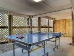Family Fun, Ping Pong Tournaments!