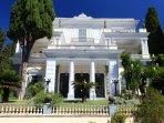 Corfu Monument