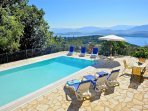 Beautiful Villa with Private Pool and Views