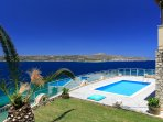 Beautiful Villa with Private Pool, Terrace and Panoramic Sea Views
